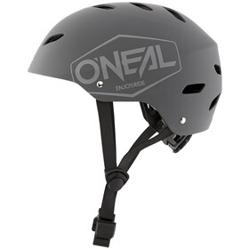 O'Neal Dirt Lid Helmet Youth, plain-gray